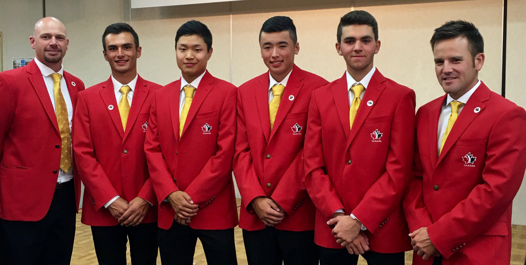 Team Canada readies for Toyota Junior Golf World Cup ...