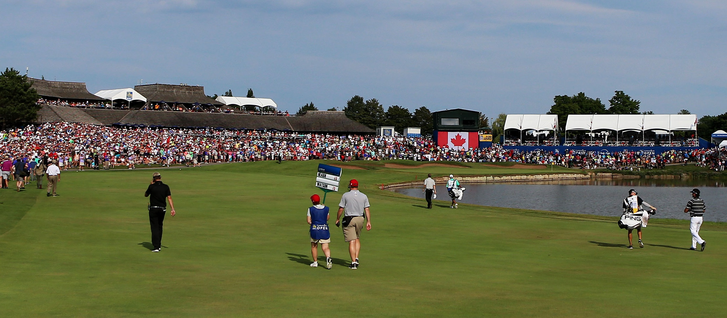 Glen Abbey Golf Club To Host 2017 Rbc Canadian Open Golf Canada