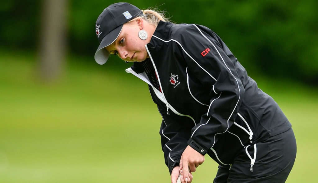 maddie szeryk wins second consecutive ncaa title golf canada