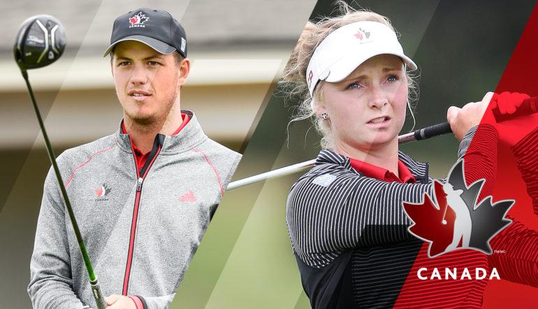 Golf Canada Announces 2018 Team Canada Golf Canada