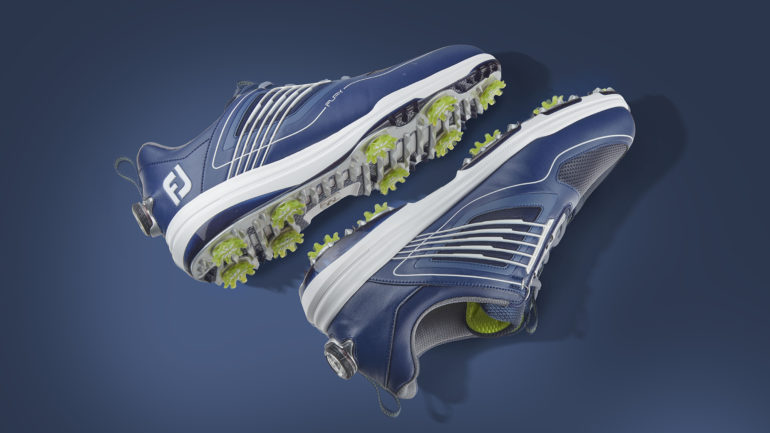 Footjoy Launches All New Fury Shoe Golf Canada