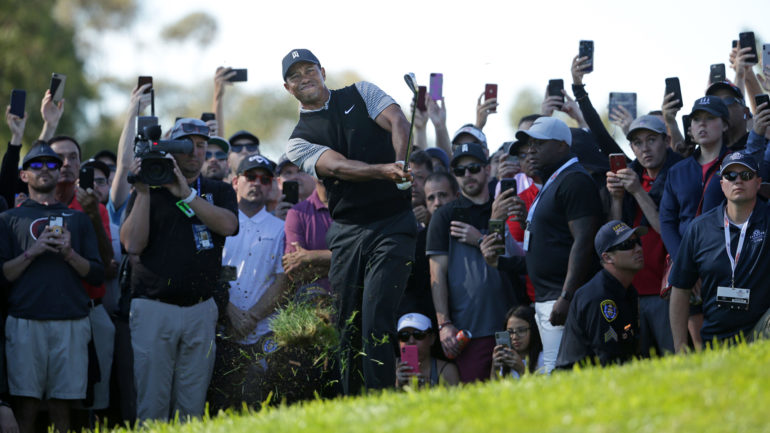 tiger leaves impression on canadians ben silverman and