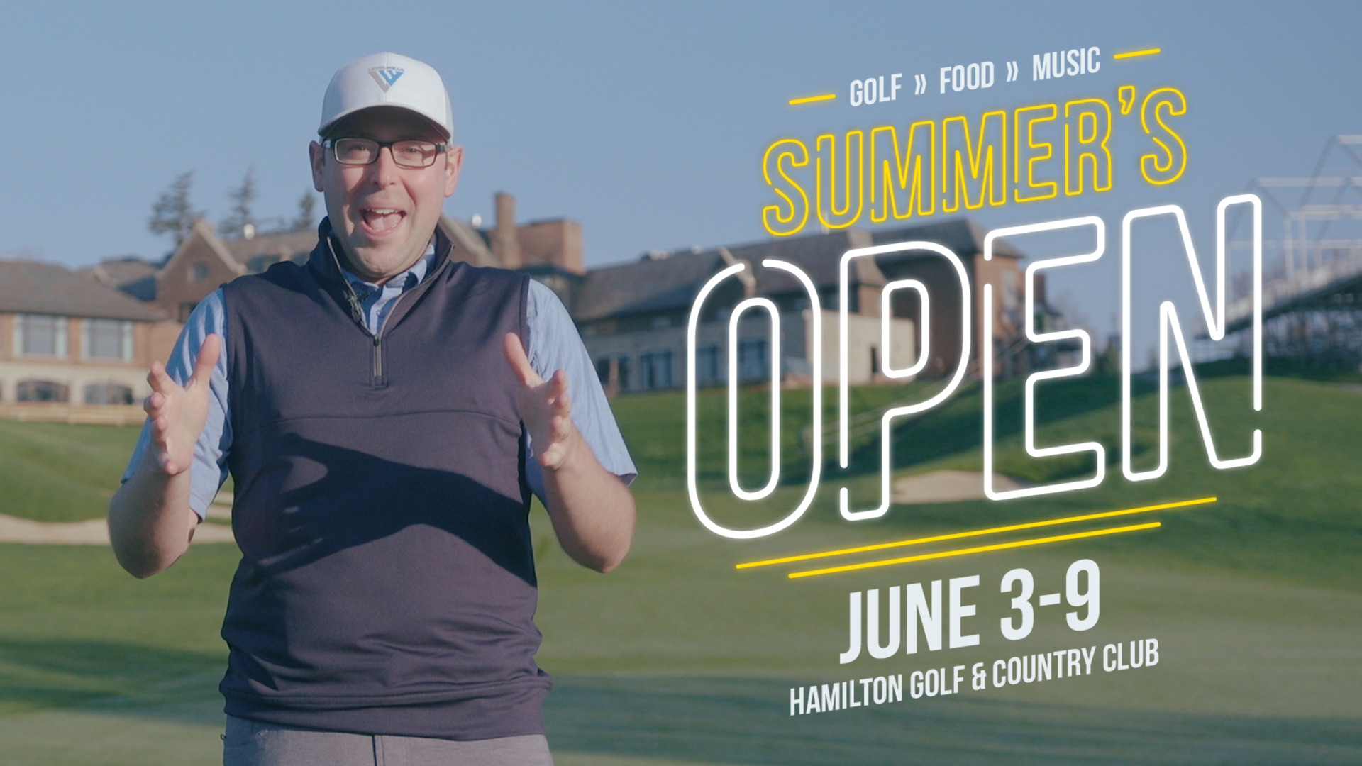 Quick Look At The Host Of The 2019 RBC Canadian Open
