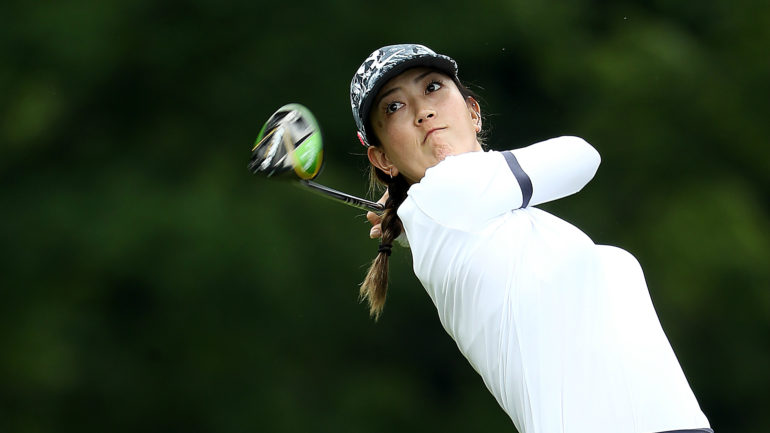 An 84 and tears for Michelle Wie at Women's PGA - Golf Canada