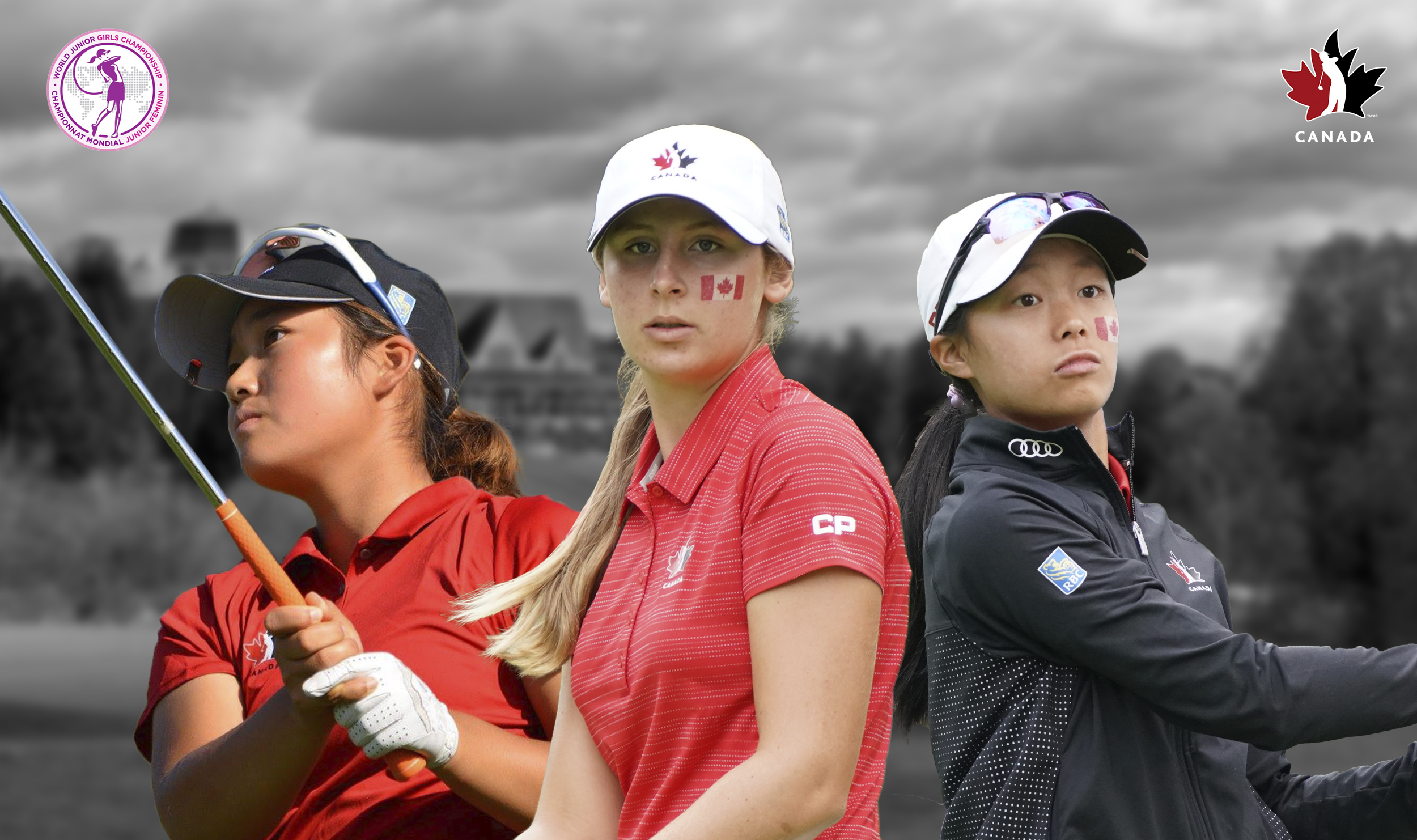 Six Athletes Selected To Represent Canada In World Junior Girls Championship At Angus Glen Golf Canada