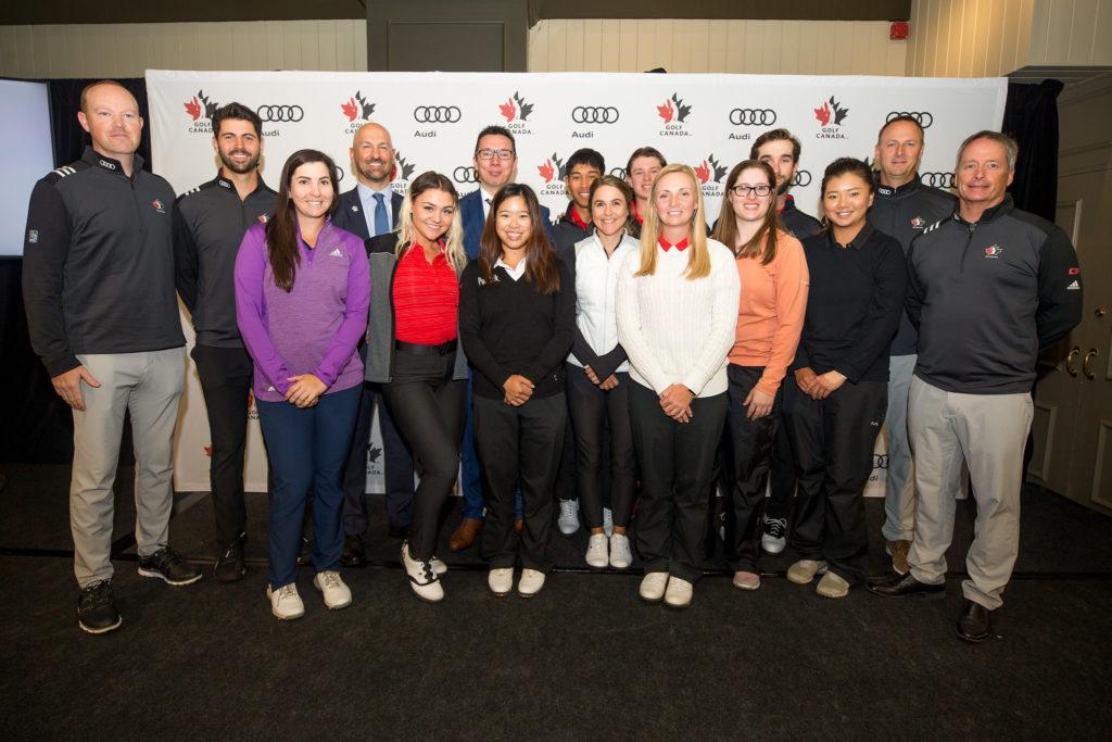 Team Canada Media Day - Audi