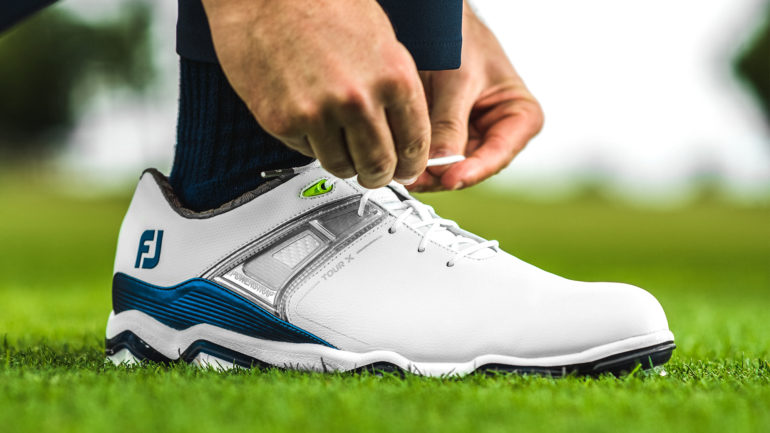 Footjoy Launches Tour X High Performance Shoe Golf Canada