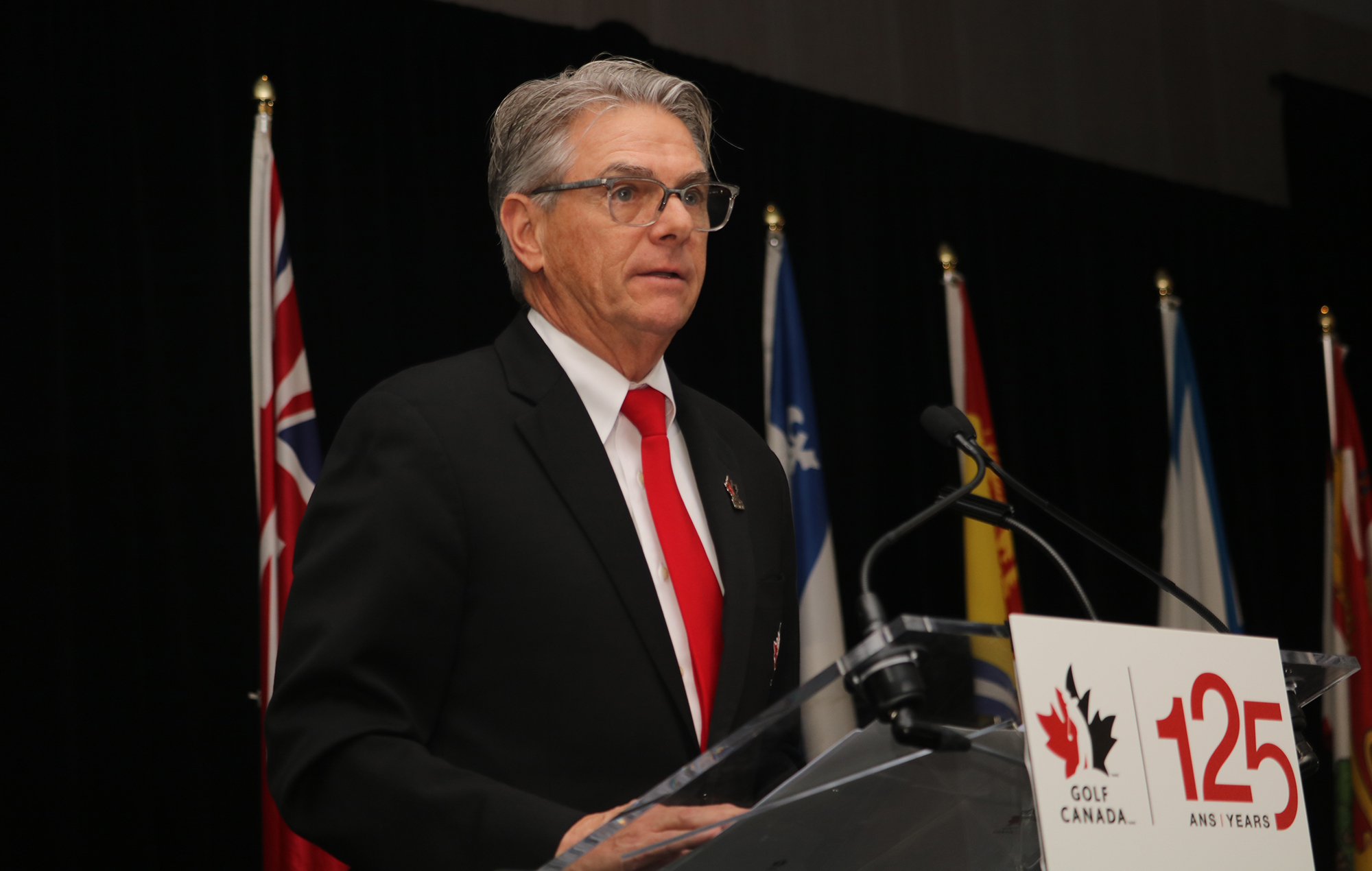 Golf Canada Annual Meeting concludes with Charlie Beaulieu elected to serve  a second term as president - Golf Canada