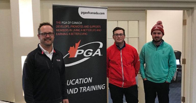 PGA of Canada holds coaching clinic in Saskatoon – Golf