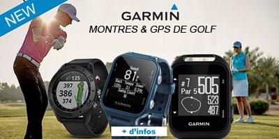 Montre & GPS Garmin