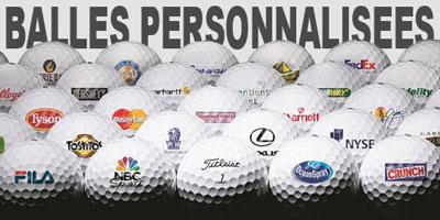 Balles Personnalisées