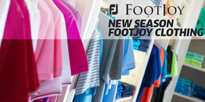 Vêtements Footjoy