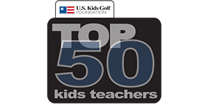US top 50 golf coaches for kids