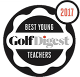 Mike Dickson is one of America's Best Young Golf Teachers