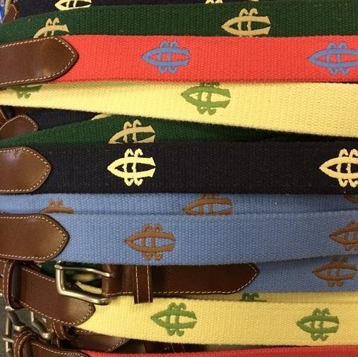 The Final Frontier In Logo Belts | Golf Tripper™