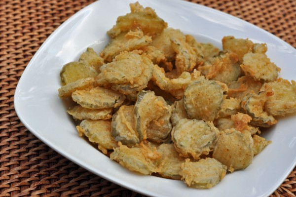 Sage Valley's Fried Pickle Chips | Golf Tripper™