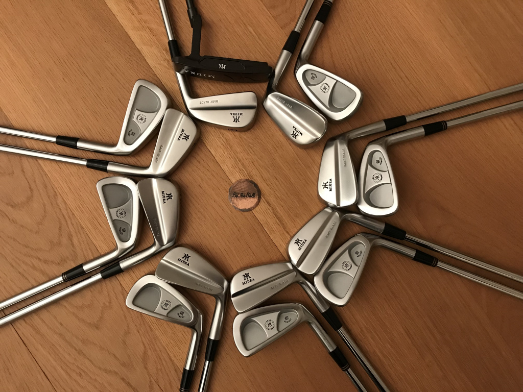 Fitter Dented Brand New Miura Baby Blades Japanese And Non Us Golfwrx