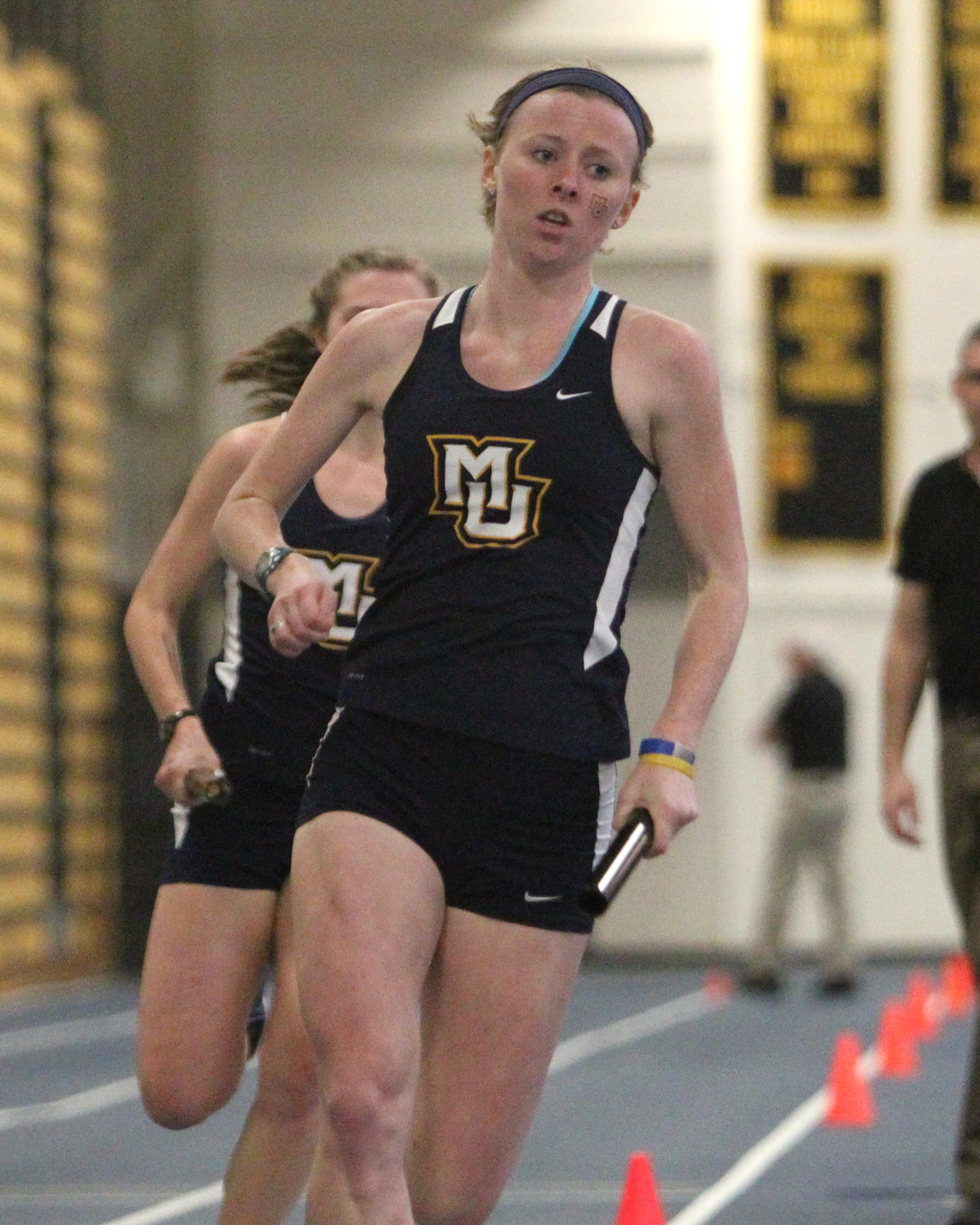 Sarah Ball returns to the track where she set her PR in the indoor mile.
