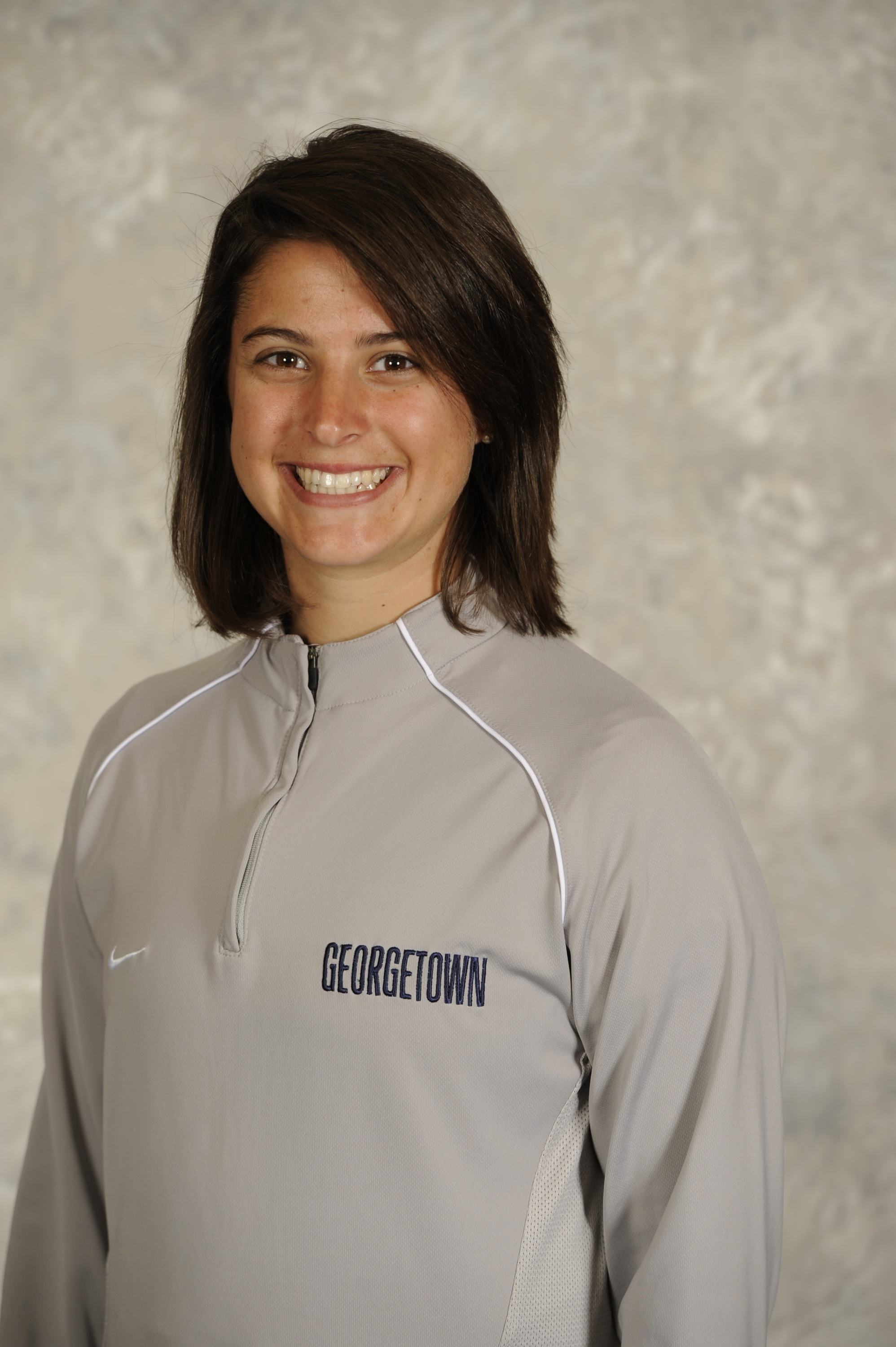 Jordy Kirr will enter her first season as an assistant coach at Marquette in 2013-14. (Photo courtesy of Georgetown Athletics)