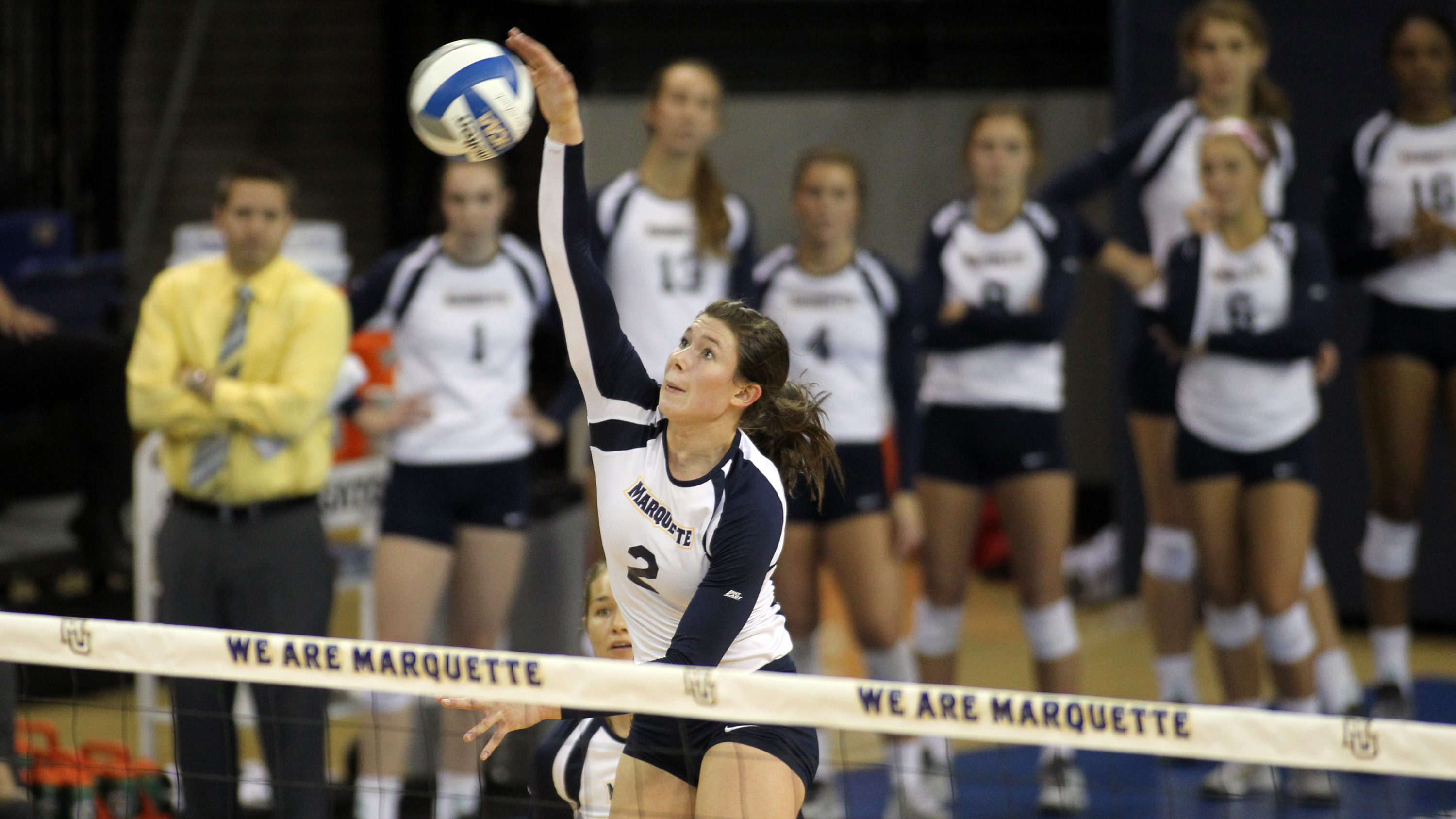 Autumn Bailey is averaging a league-best 6.22 points per set in conference play.