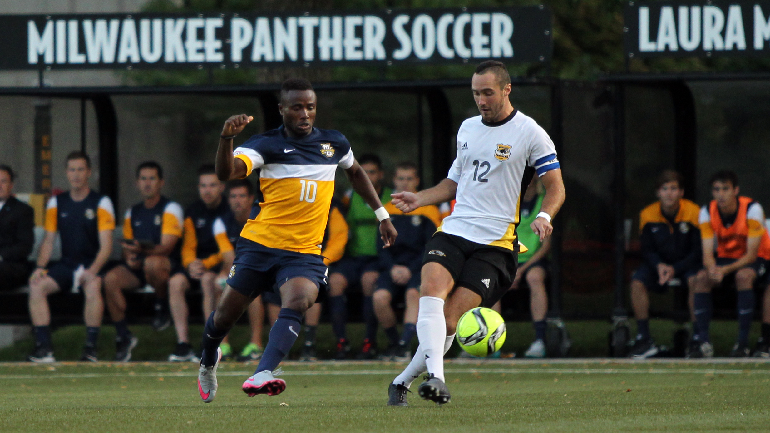 C. Nortey's goal was the 29th of his career.