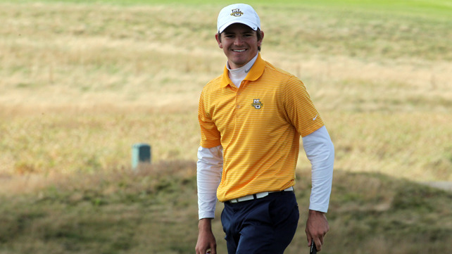 Pat Sanchez made the cut and finished 57th at the inaugural Latin America Amateur Championship.