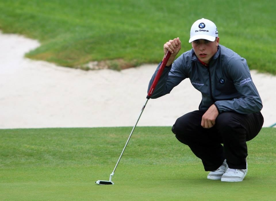 Oliver Farrell will look to win one of three qualifying spots at Royal Cinque Ports for the 2015 Open Championship.