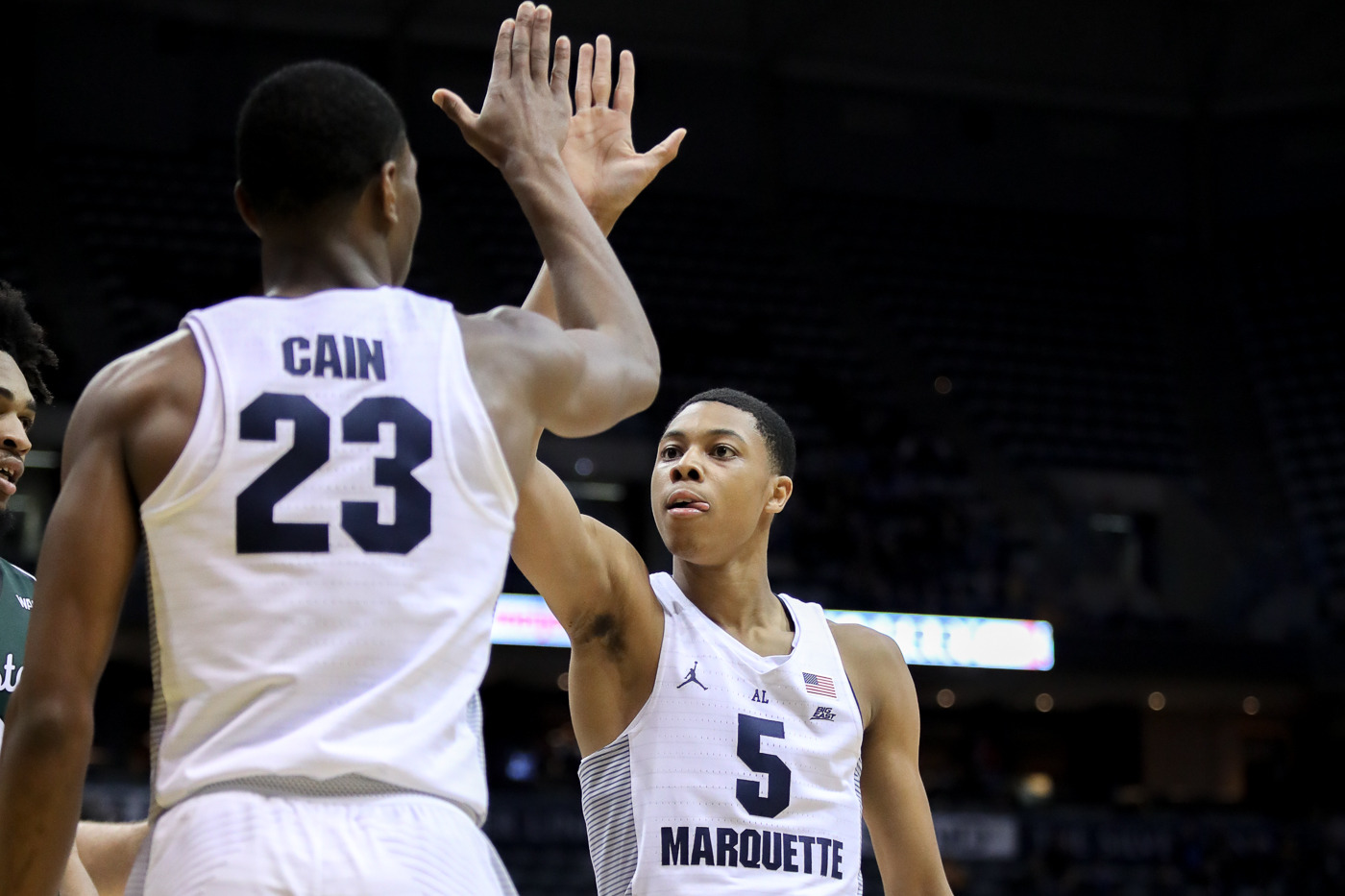 Catch four BIG EAST Conference matchups for as low as $45 with Marquette's newly released packages.