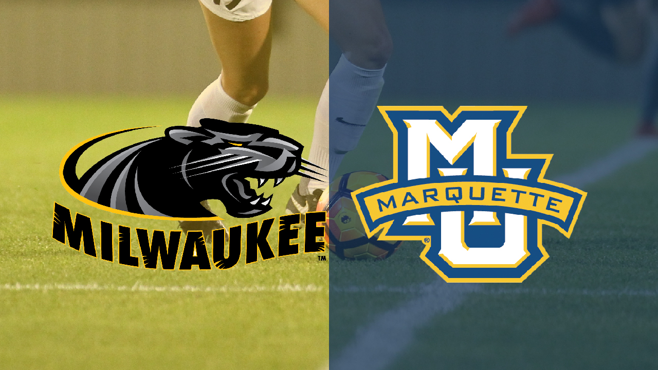 Marquette Women's Soccer vs. Milwaukee