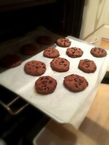 easy nutty cookies