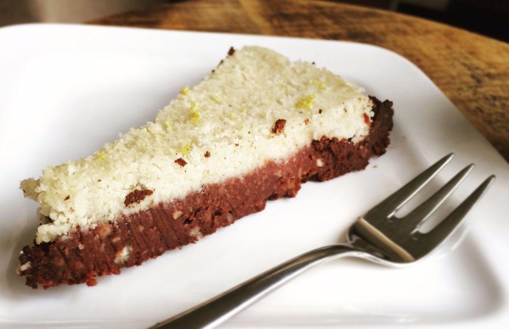 raw vegan cheese cake
