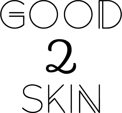 GOOD2SKIN Desktop Logo