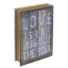 BOOK BOX LIFE OLDWAY 16x17x5cm