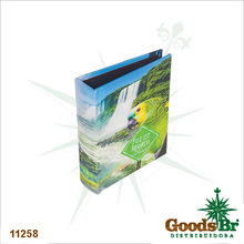 _ALBUM PAPAGAIO FOZ DO IGUACU FULLWAY 24x19x6cm