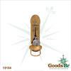 _ACESSORIO PARA CHA AMARELO PARIS OLDWAY 23x9x10cm