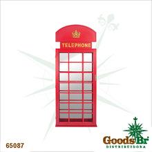 _CABINE TELEFONICA GD C ESPELHO OLDWAY 200x80x12cm