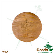 TAMPO MESA REDONDO WELCOME OLDWAY 65x65x4cm