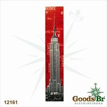 TELA IMPRESSA RED EMPAIRE STATE FULLWAY 113x20x4cm