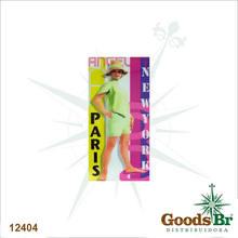 _QUADRO FRENTE VIDRO ANGEL NY PARIS FULLWAY 125x50x8cm