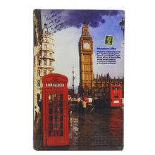 BOOK BOX BIG BEN OLDWAY 21,2x14X3CM