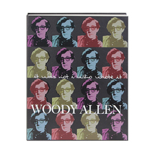 BOOK BOX WOODY ALLEN 30x23x4CM
