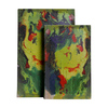 _BOOK BOX CJ 2PC ABSTRA COLORIDO OLDWAY 33x22x7cm