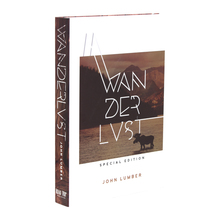 BOOK BOX WANDERLUST FULLWAY 36X27X5CM