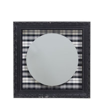 ESPELHO BOX QUADR G MOLD BLACK CLASSIC 6 FULLWAY 58x58cm