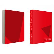 BOOK BOX BAUHAUS MINIMALISM FULLWAY 30x24x4cm