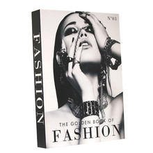 BOOK BOX THE GOLDEN BOOK OF FASHION VOL. 3 36x27x5cm