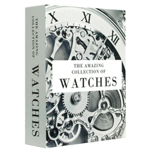 BOOK BOX THE COLLECTION OF WATCHES VOL.2 26x20x7cm