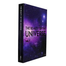 BOOK BOX THE BEAUTY OF THE UNIVERSE FULLWAY 36x27x5cm