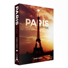 BOOK BOX PARIS FULLWAY 36x27x5CM