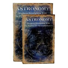 BOOK BOX CJ 2 PC ASTRONOMY OLDWAY 30x21x7cm